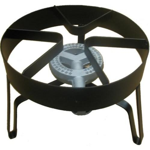 Cajun Cookware Low Pressure Gas Burner On Low Stand