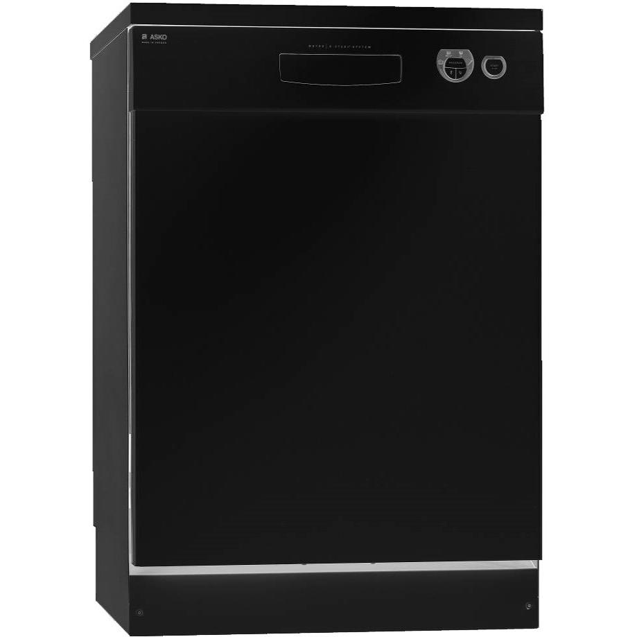 ASKO D5122XXLB 24-Inch XXL Dishwasher - Black