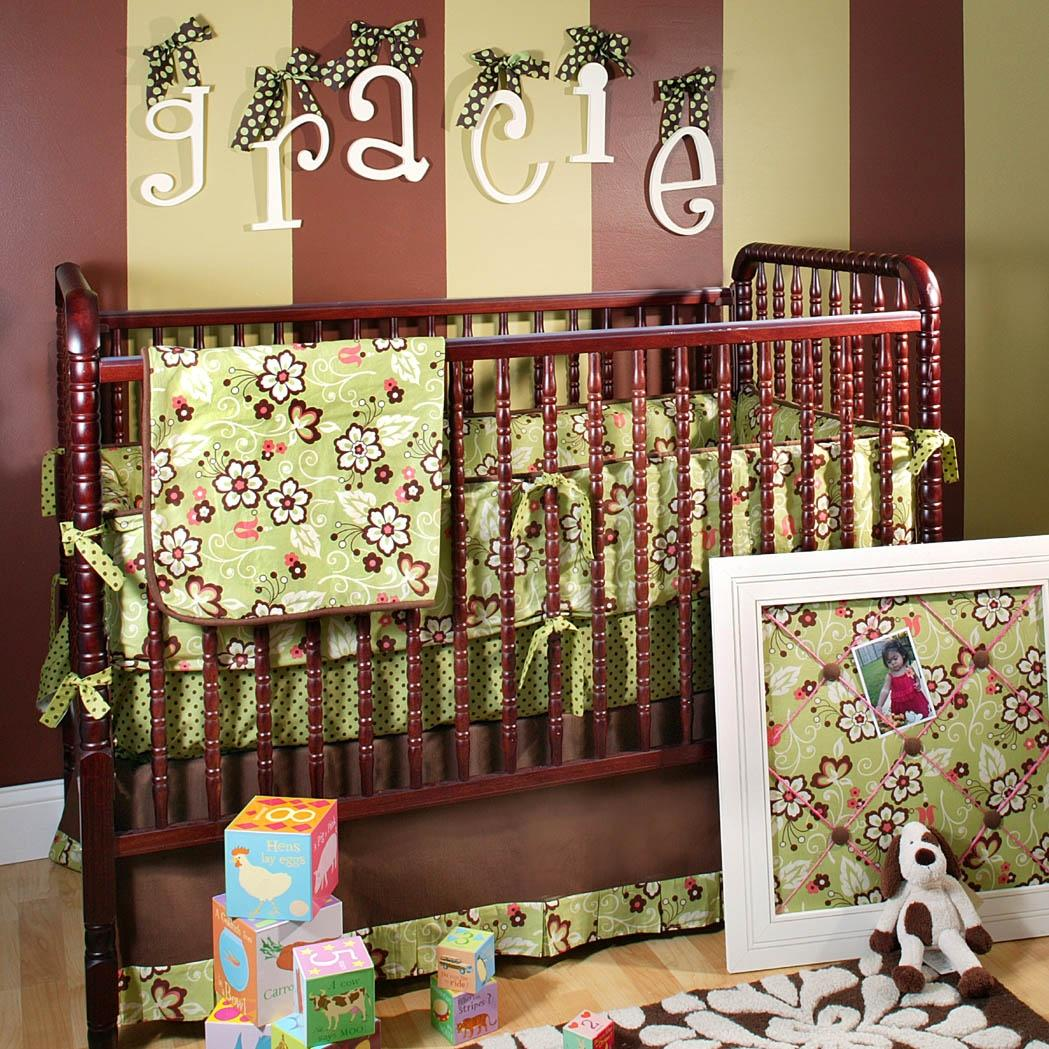 New Arrivals Crib Bumper - Serendipity Baby