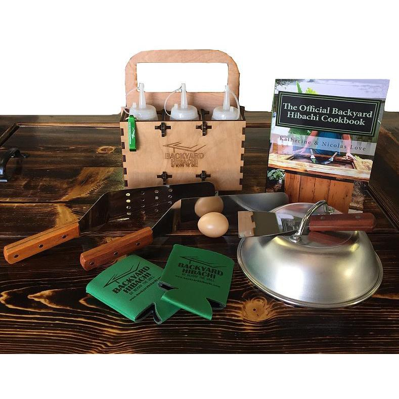 Picture of Backyard Hibachi Accessory Bundle Kit