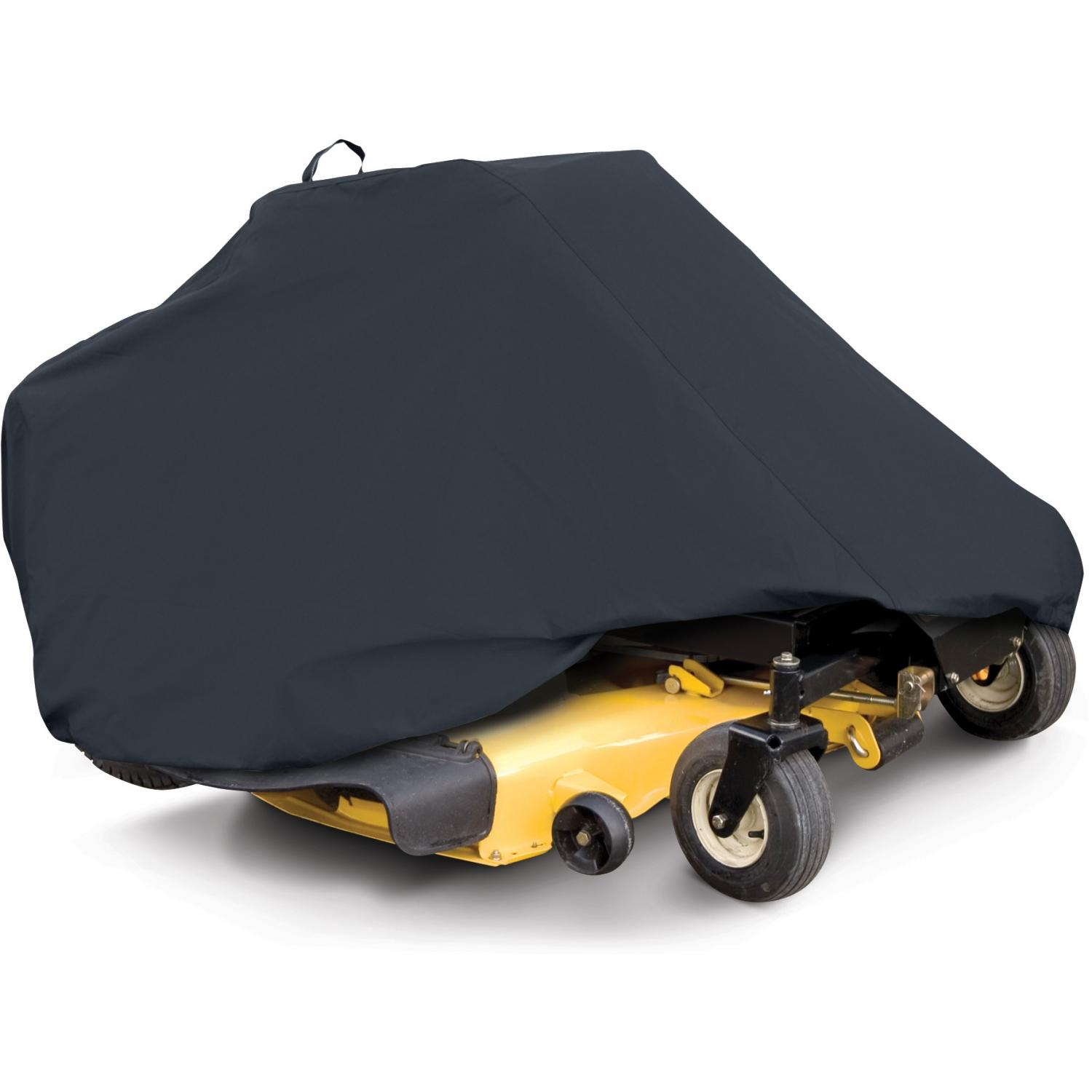 Classic Accessories Zero Turn Mower Cover - Black