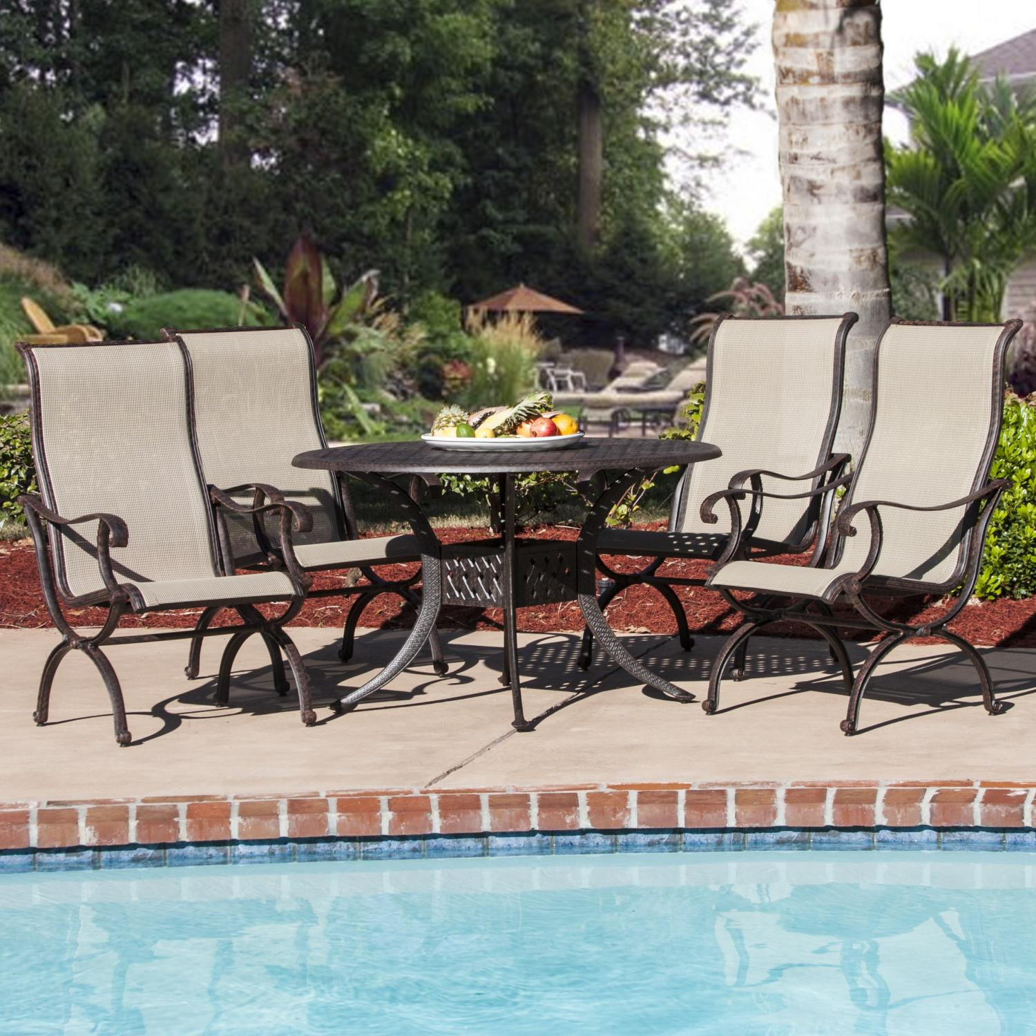 Budget Patio Dining Set: Cheap Patio Dining Sets