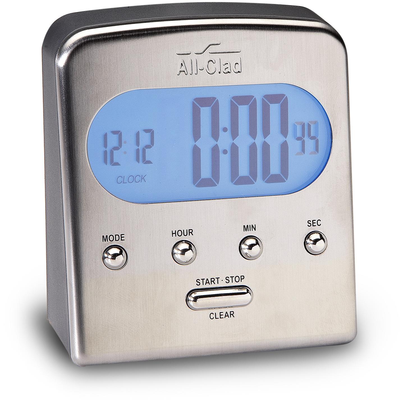 All-Clad Digital Timer & Clock
