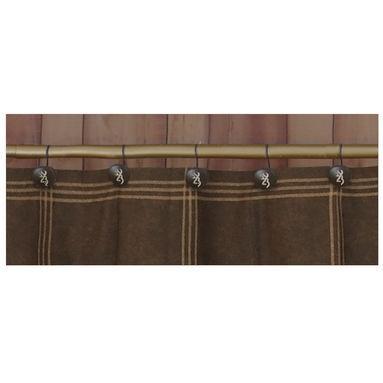Browning Buckmark Shower Curtain Hook