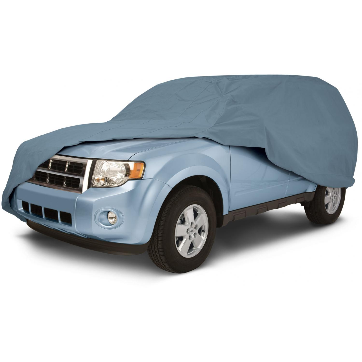 Classic Accessories PolyPRO 1 Vehicle Cover - Compact SUV/Pickup