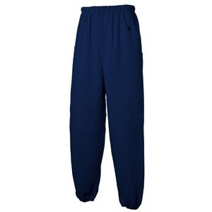 Champion Cotton Max Sweatpants 2XL - Navy