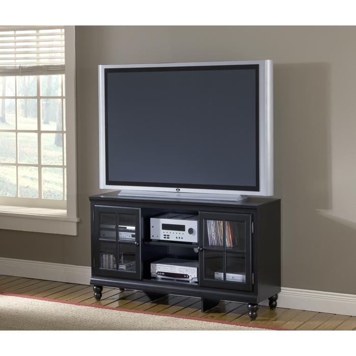 Hillsdale Grand Bay Entertainment Console 48 Inch Black - 6123-885W