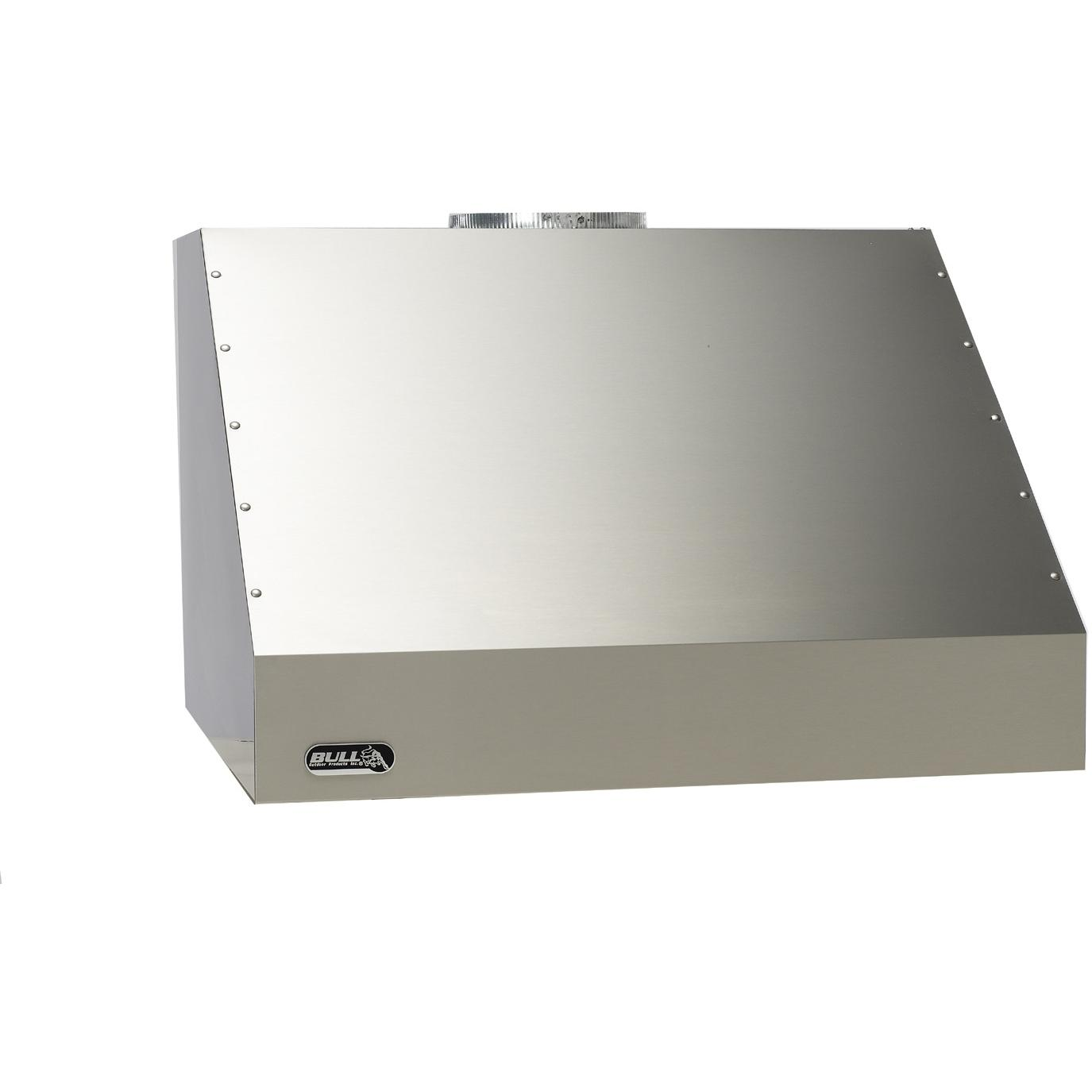 Bull 36-Inch Stainless Steel Dual Motor Professional Grade Vent Hood
