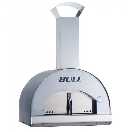 Bull 30-Inch Large Outdoor Wood Fired Countertop Pizza Oven - 66024