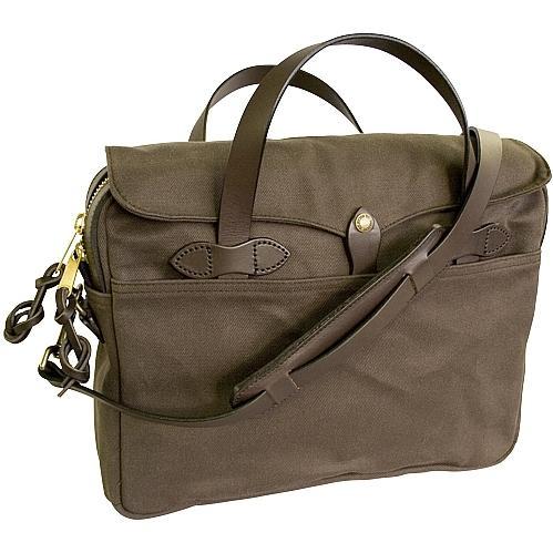 Filson Original Briefcase Brown