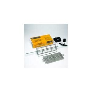 Broilmaster Hugga-Rack Rotisserie With Flat Basket For P3, P4, H3 And T3 Series Grills