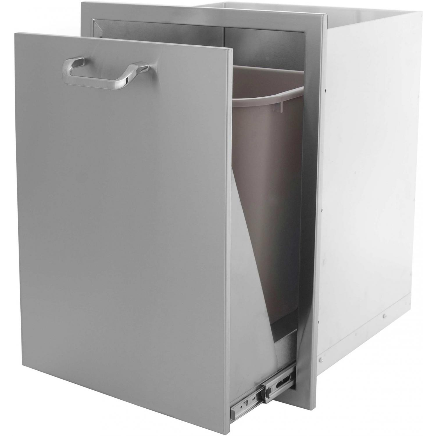 Kingston Series Roll Out Trash Bin