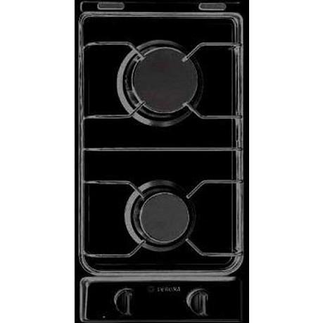 Verona VECTG212FDE 12-Inch Drop-In Gas Cooktop - Black