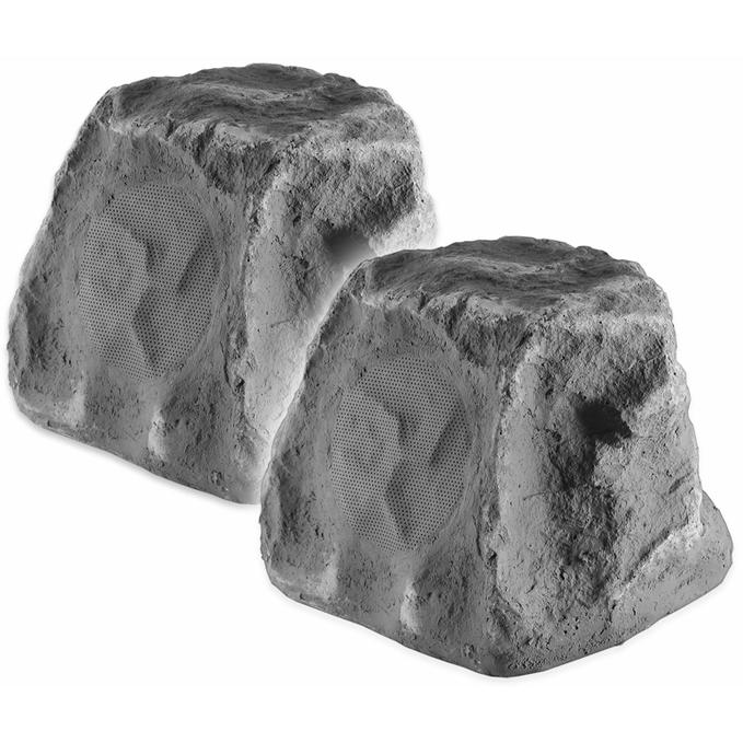Picture of OSD Audio 5 1/4 Inch Outdoor Rock Speakers - Slate