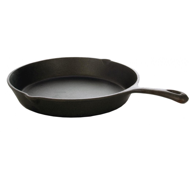 Cajun Cookware Skillets 12 Inch Seasoned Cast Iron Skillet