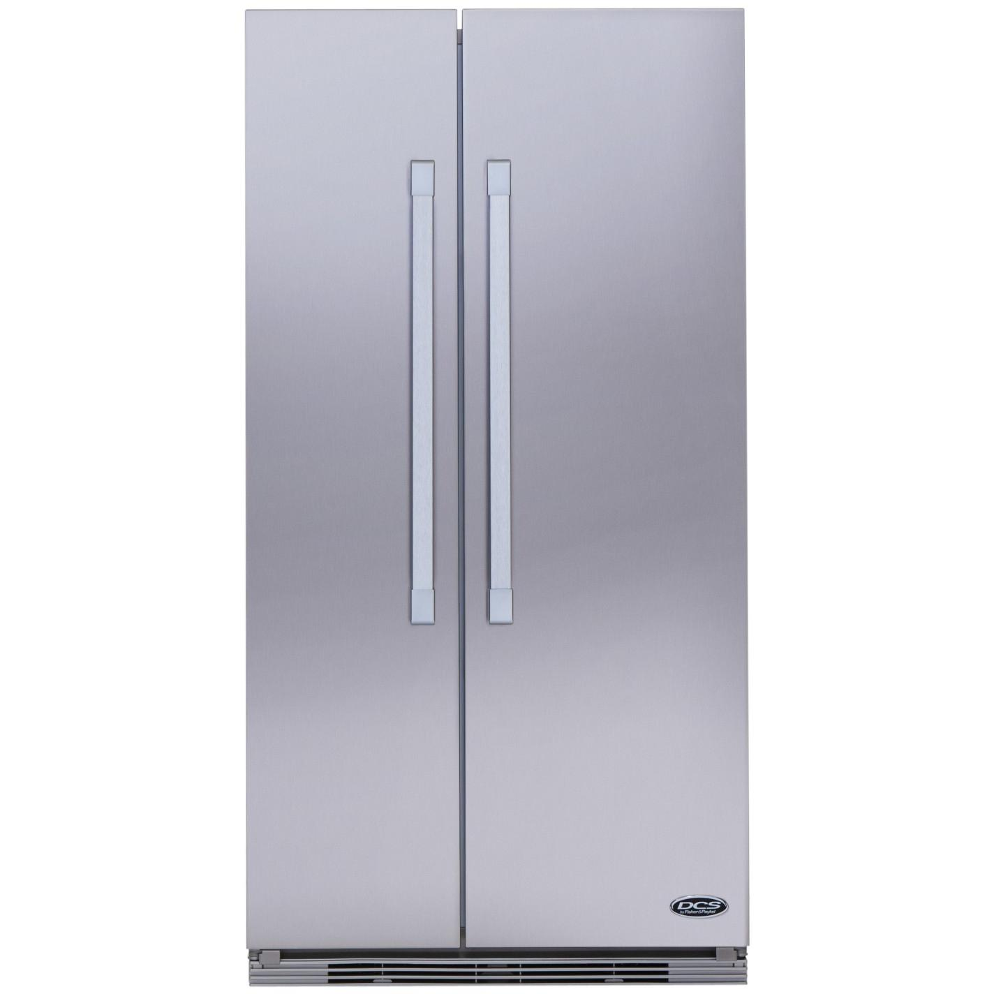 DCS RX215UJX1 21.5 Cu. Ft. Side-by-Side Refrigerator - Stainless Steel