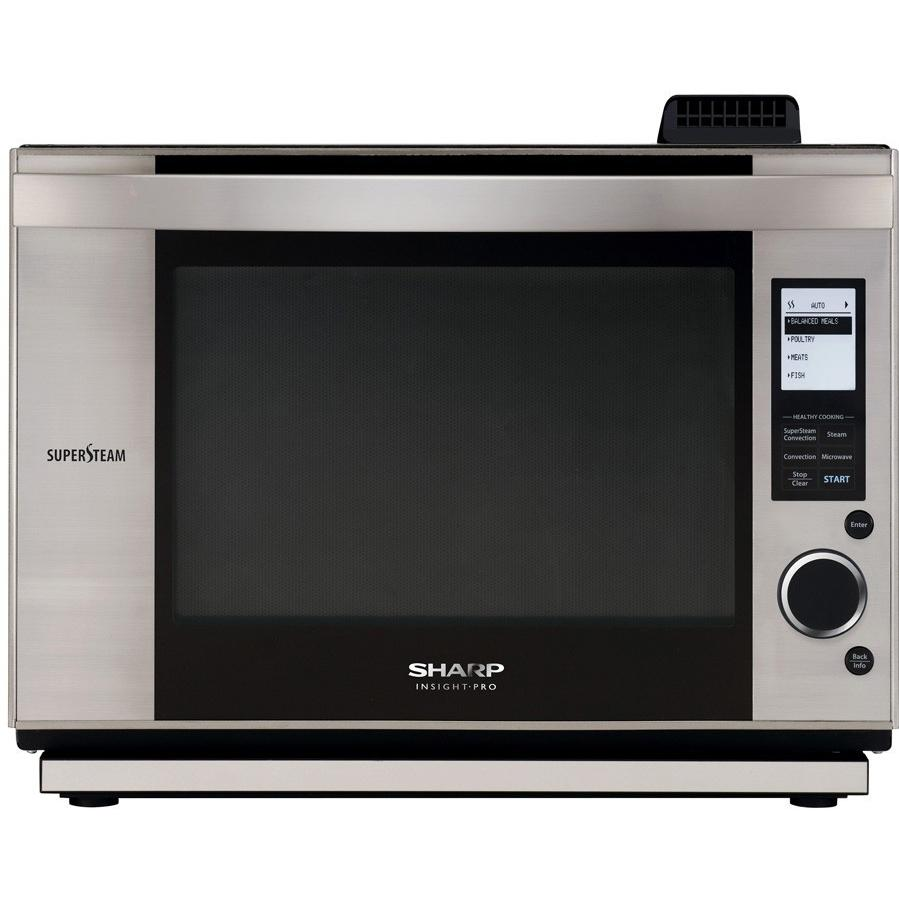 Sharp AX1200S SuperSteam Oven - Stainless Steel