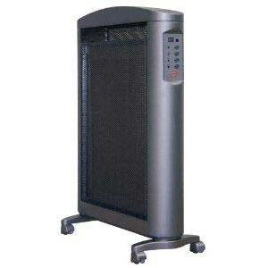 Soleus HM2-15R-32 Portable Micathermic Electric Space Heater With Remote