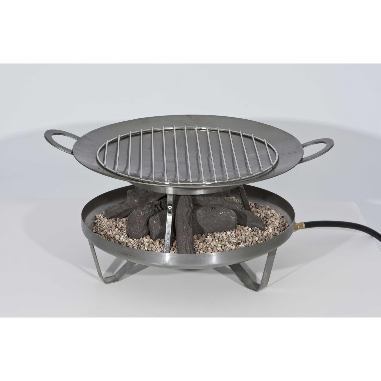 Fire Sense Stainless Steel Campfire Cook-All For New Campfire Fire Pits