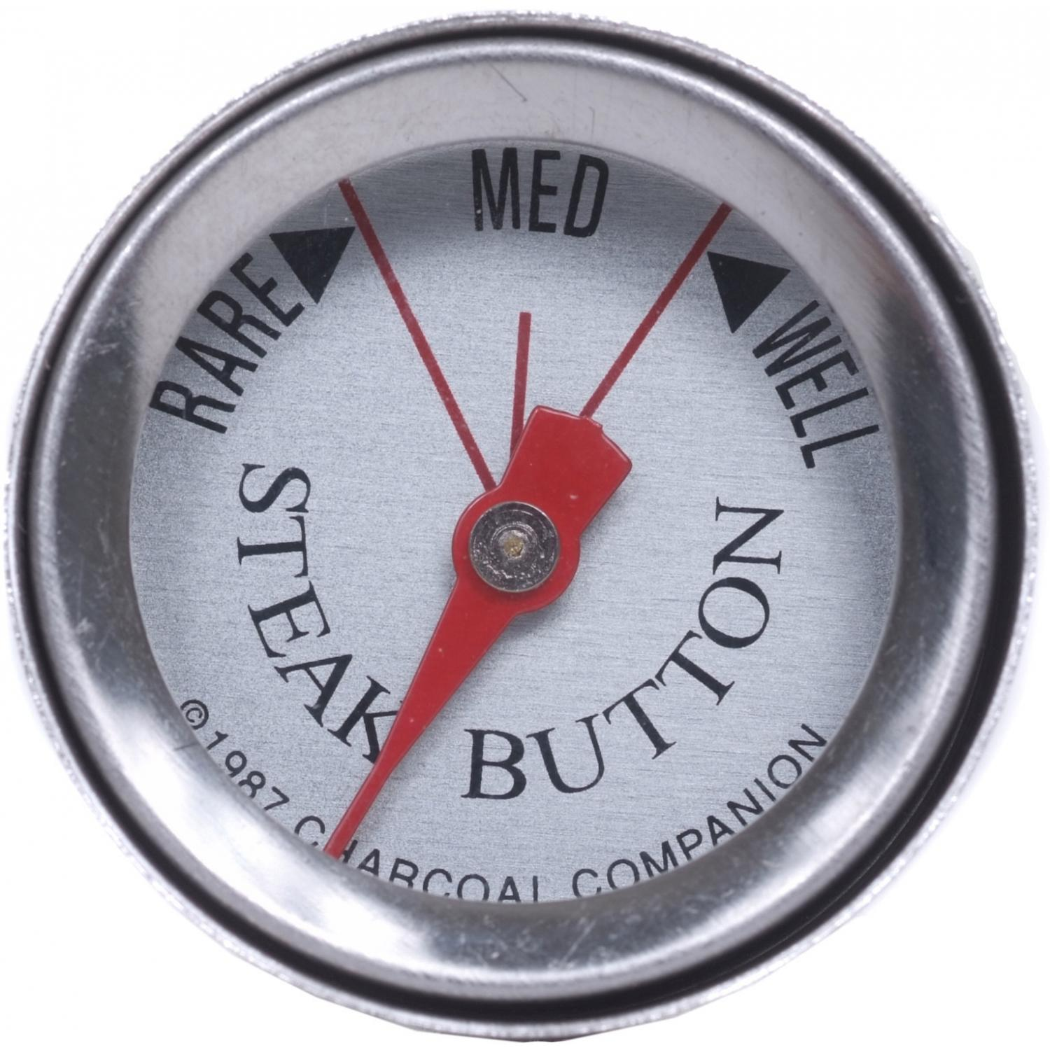 Picture of Steak Button Meat Thermometer