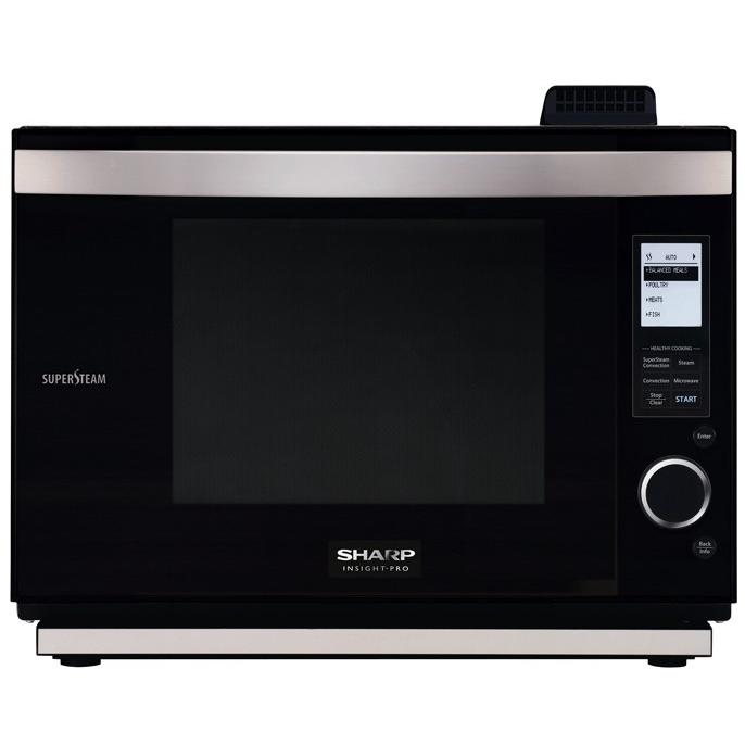 Sharp AX1200K SuperSteam Oven - Black