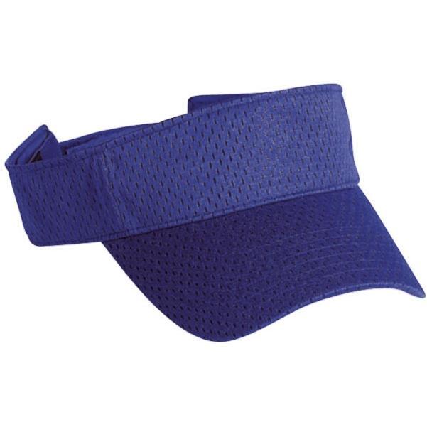 Cobra Caps Mesh Visor - Purple