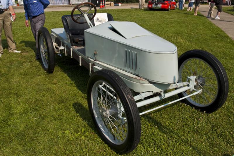 1903 Packard Grey Wolf Land Speed Record Car Sports Car