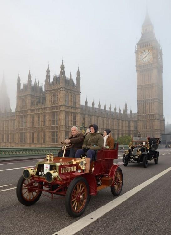 1904 Brennan driven by David Mellor
