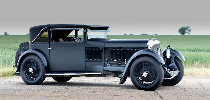 Bentleys For Sale >> Bentley and Rolls-Royce at 2013 Gooding Pebble Beach