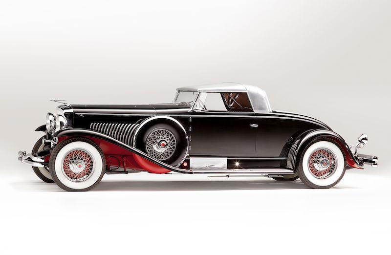1931 Duesenberg J Coupe Murphy - Whittell Coupe