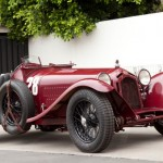 Alfa 8C 2300 Monza Featured at Gooding Pebble Beach 2010