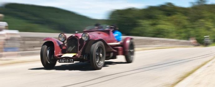 Alfa Romeo 8C Monza