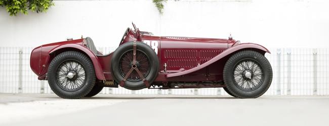 1933 Alfa Romeo Monza
