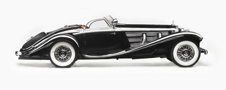 1936 Mercedes 540K Special Roadster