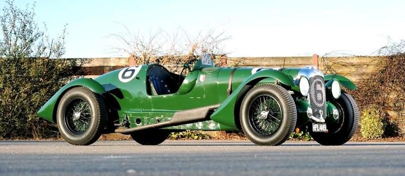 1939 Lagonda V12, ex-Le Mans Team Car