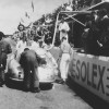 Porsche 356 SL at the 24 Hours of Le Mans 1951, Drivers: Auguste Veuillet and Edmond Mouche