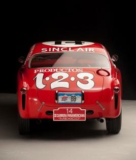 1952 Ferrari 340 Mexico Berlinetta Rear