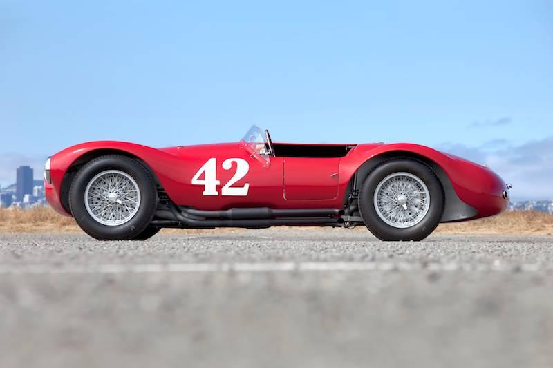 1953 Maserati A6GCS-53 Spider Side