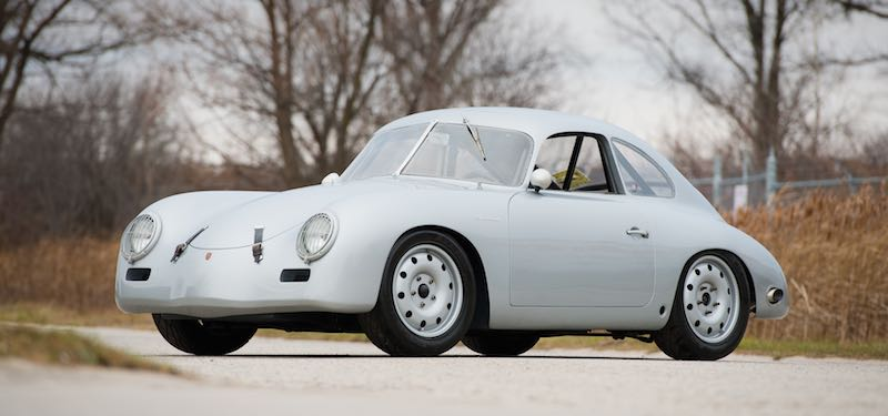 Porsches For Sale >> Porsche 356 Pre-A 'Emory Special' Coupe - Car Profile