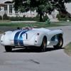 1956 Chevrolet Corvette SR Prototype Rear