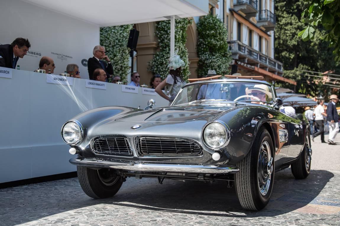 BMW 507 For Sale >> Concorso d'Eleganza Villa d'Este 2014 – Picture Gallery