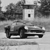 Carlo Leti di Priolo racing chassis 0897 GT at the Gran Premio della Lotteria di Monza on 28th June 195 (photo: Actualfoto Roberto Piccinini)