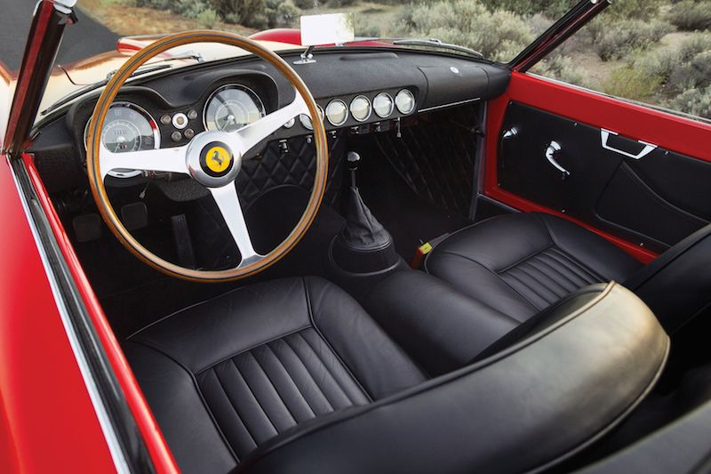 Ferrari California Spider at 2014 RM Auctions Arizona