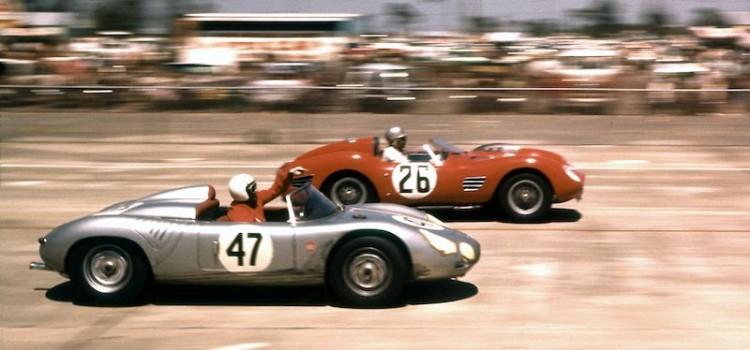 1960 Porsche 718 RS 61 Spyder