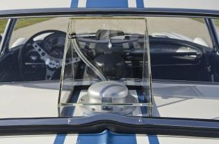 1961 Chevrolet Corvette Gulf Oil Race Car Fuel Door