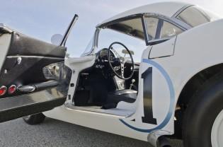 1961 Chevrolet Corvette Gulf Oil Race Car Side