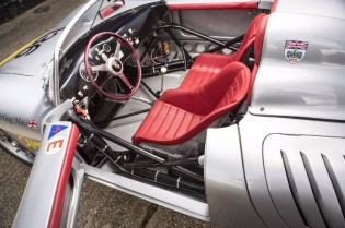 1961 Porsche RS-61 Interior