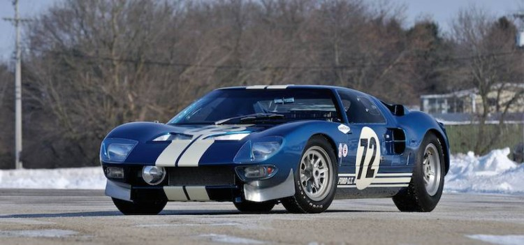 1964 Ford GT40 P-104