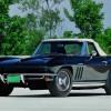 1965 Chevrolet Corvette Convertible with 1,652 miles