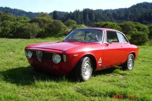 1967 Alfa Romeo GTV Coupe